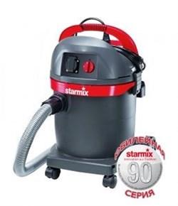 Промышленный пылесос Starmix HS AR-1432 EH - фото 5051