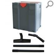 Промо набор - контейнер («Систейнер») Starbox II + комплект трубок и насадка - фото 5680