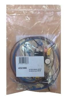 Электронная плата управления для пылесосов Starmix серии ISP ARD 1435 EW/EWS - фото 5709