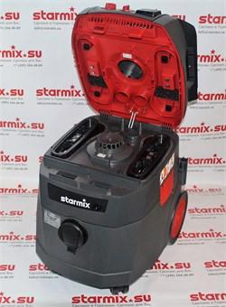 пылесос Starmix iPulse L-1635 TOP внутри