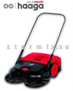 STARMIX-HAAGA 375 - подметальная машина механическая - фото 5921
