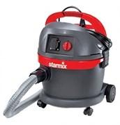 Starmix HS AR-1420 EWS - Строительный пылесос с розеткой для подключения инструмента(модель снята с производства)