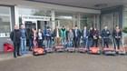 ELECTROSTAR bessert Klassenkasse der Lützelbachschule auf