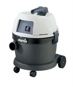 Профессиональный пылесос для сухой уборки Starmix GS T 1120 RT - фото 5024