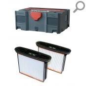 Промо набор - контейнер («Систейнер») Starbox II + комплект фильтров FKP 4300 - фото 5678