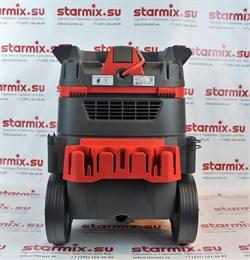 пылесос Starmix iPulse L-1635 TOP вид сзади