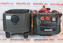 пылесос Starmix iPulse L-1635 TOP бак и голова