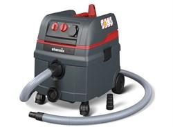 Starmix ISС M-1625 Safe - cтроительный пылесос с розеткой - фото 5897