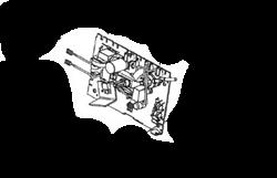 432656 З/ч эл. плата д/пылесоса ISP iPulse ARDL, Starmix - фото 5996