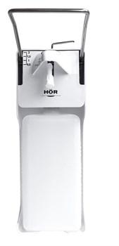 HOR-D 004R - локтевой дозатор для антисептика/мыла c регулировкой дозирования - фото 6188